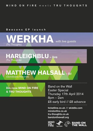 Matthew Halsall DJ set April 2014