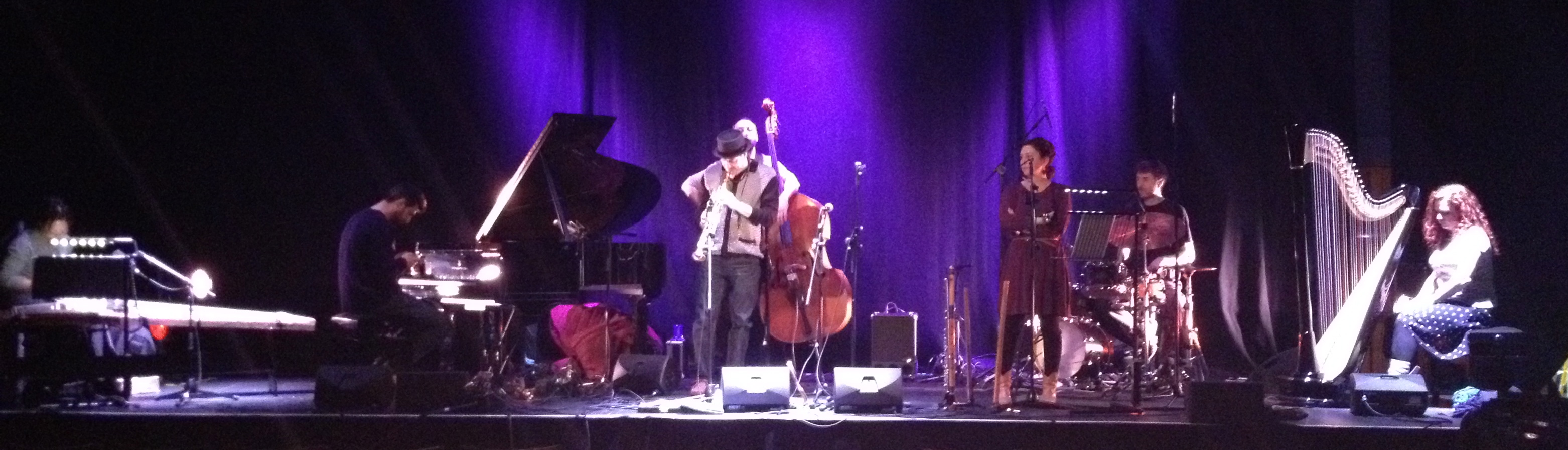 Matthew Halsall & The Gondwana Orchestra @ Kings Place 15.02.2014
