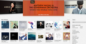 Matthew Halsall iTunes UK JAzz Album of the Year banner (1)