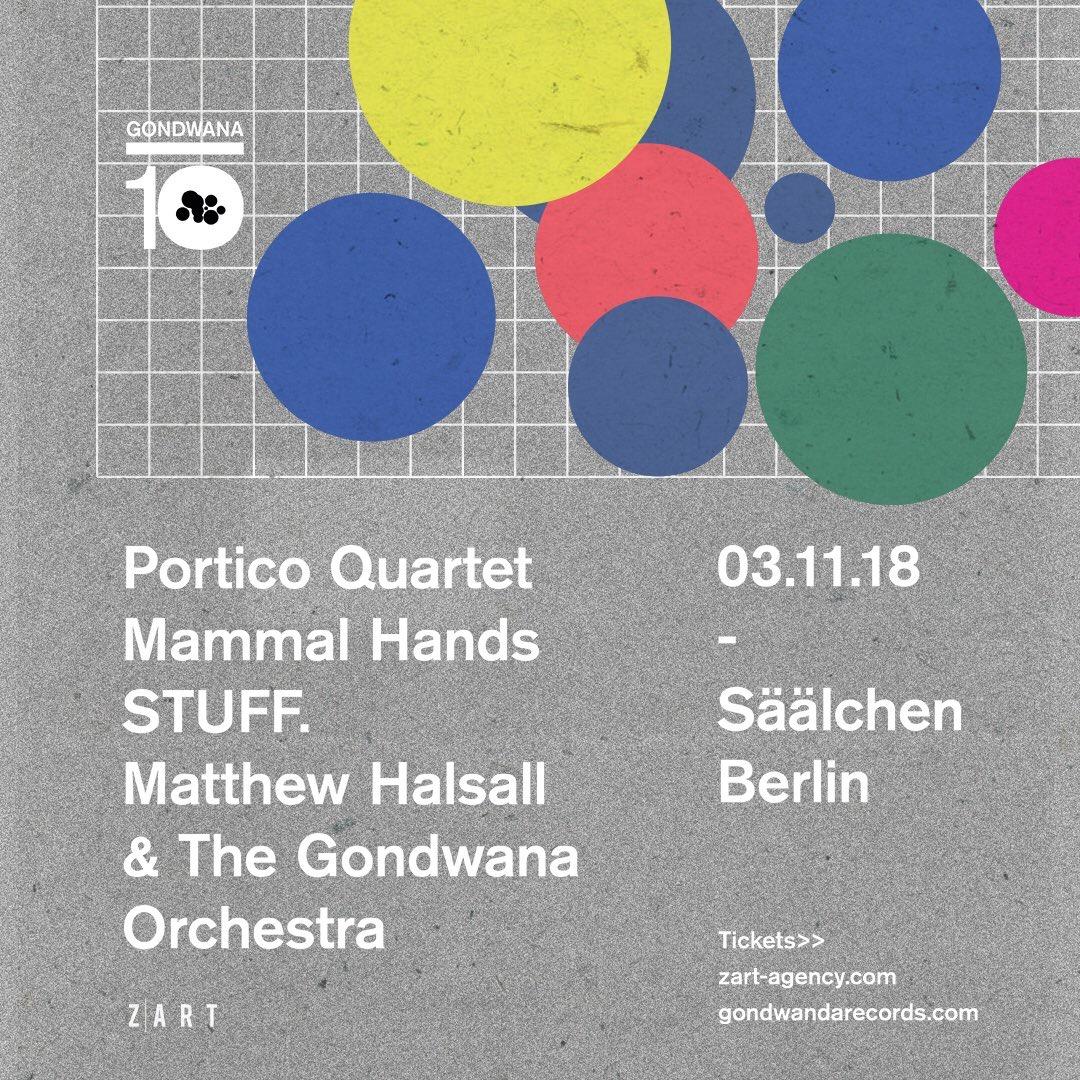 Gondwana 10 | Säälchen - Berlin