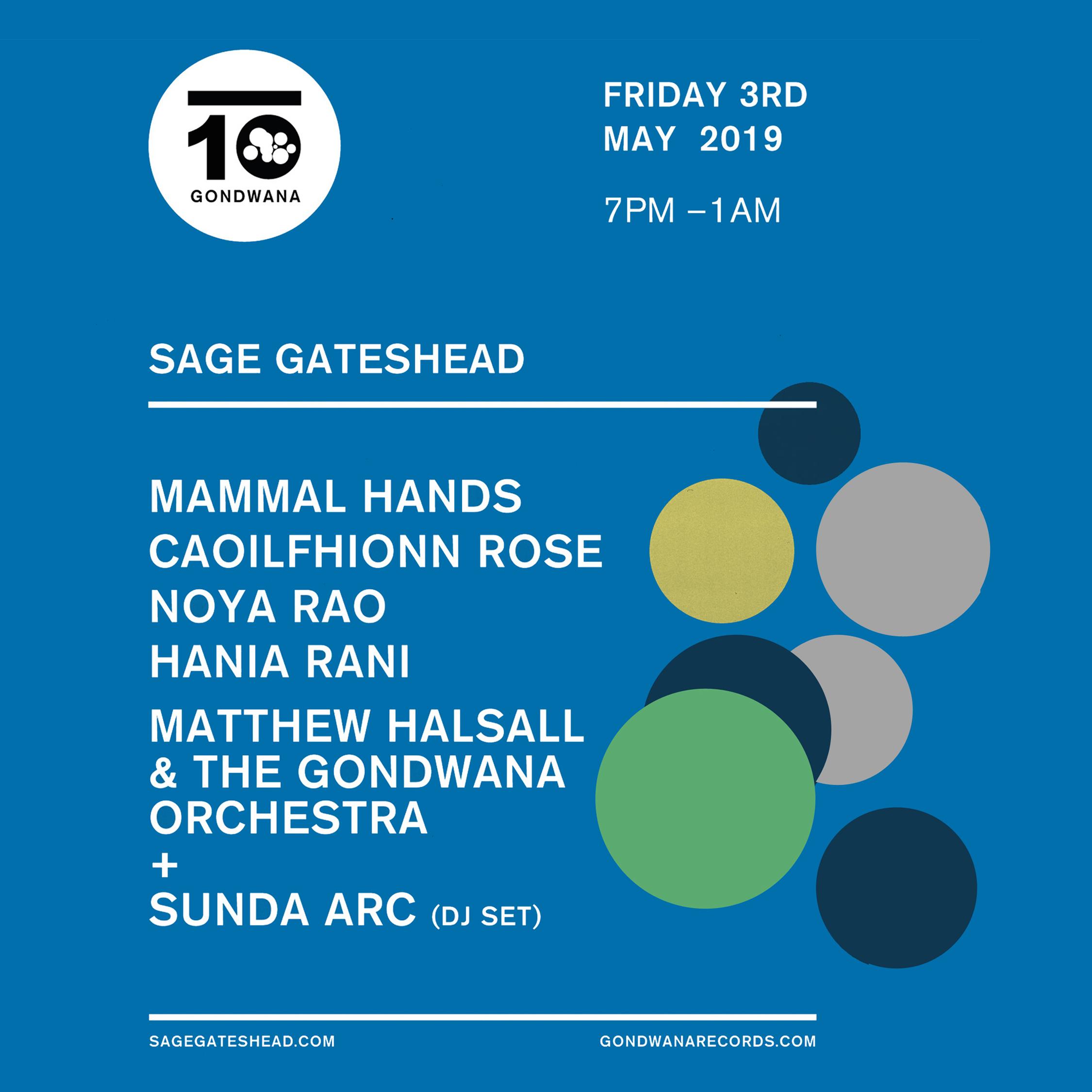 Gondwana 10 | Sage Gateshead Square 2